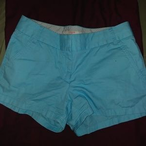"J. Crew Chino "" broken in""  shorts"